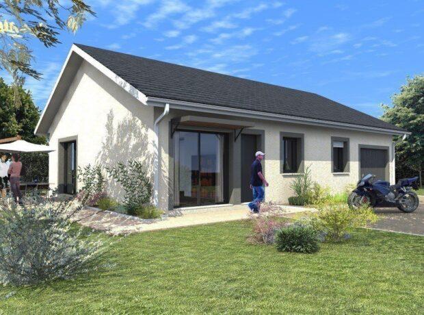 Découvrir le plan de maison Clémentine
