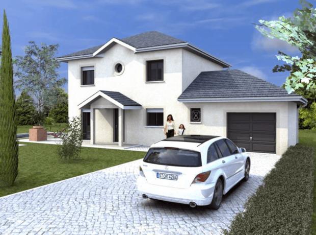 Découvrir le plan de maison Edelweiss