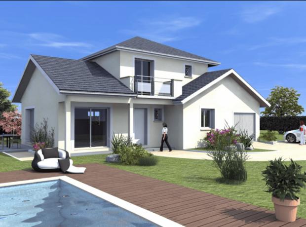 Découvrir le plan de maison Aubépine